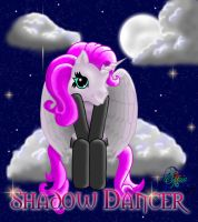 Shadow Dancer by Espio-Chameleon