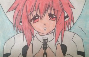 Ikaros Heaven Lost Property by PrincessOfYuri