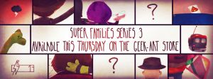 Super Families series 3 by Andry-Shango