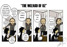 'The 233'- The Wizard of Oz by NK-C