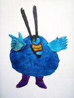 blue meanie by fandina