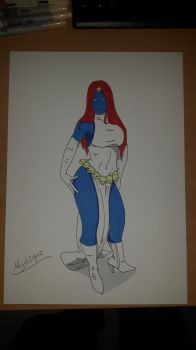 Mystique 1 by Ageto