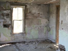Holton Abandoned House 9 by Falln-Stock