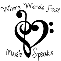 Music Speaks Tattoo Idea by anotherwoundedsoul