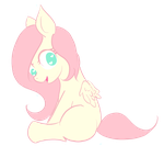 PAstel Pone Baby by LilMissWaffles
