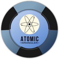 Fallout New Vegas Atomic Wrangler Chip by JaggedGenius