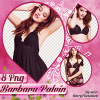 Barbara Palvin PNG Pack by Perfect-SGomez
