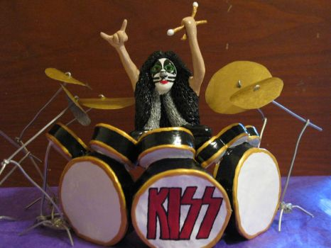 Peter Criss Rock Mini by djdeezigns