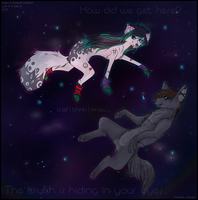 .:Galaxy Collab With NekoPunkWolf:. by X-luki-X