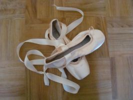 Stock: Ballerina Shoes by FantasyFailure-Stock