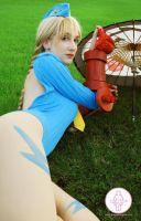 TGG - Cammy White 3 by illiara