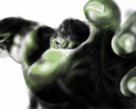 The hulk by Osman55