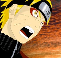 Naruto_The rage of the sage. by MimiSempai
