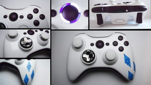 For sale: My little pony: Rarity Controller by ObservedFIREFLY