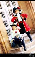 APH: France and England by Amapolchen