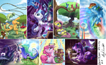 BronYCon Prints #1 by atryl