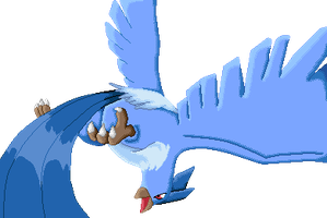 Articuno by RapidashKing