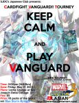 Keep Calm and Play Vanguard (Version A) by blasiankid