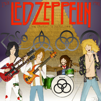 LED ZEPPELIN by 89000007ANL