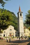 Varenna church 1 by wildplaces