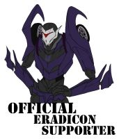 Official Eradicon Supporter by BakaNekoSango