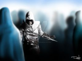 Altair the Master Assassin by DanteTheHope