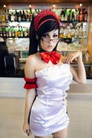 Bayonetta Maid Version by Megutan