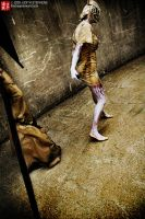 Acen 2009 - Silent Hill 05 by TheDreamerWorld