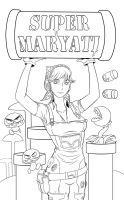 Super Maryati by sharknob