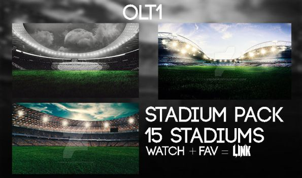 Stadium PACK by:Olt1 (watch+fav - link) by olt1