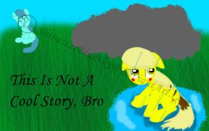 This Is Not A Cool Story, Bro by ShinestarBlueSky