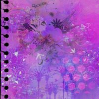 Basic purple Texture +3 by loveelydesigns