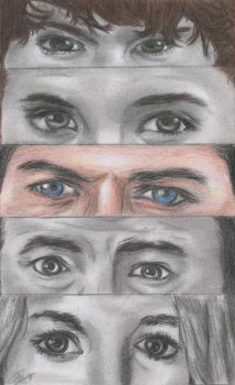 The Real Team Free Will - Supernatural *Spoilers* by Laurenthebumblebee