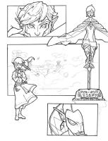 Skyward Sword! by FireDestined4
