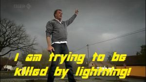 Top Gear- Killed by Lightning by AquasSentiment