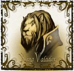 King Valador by MSpiral