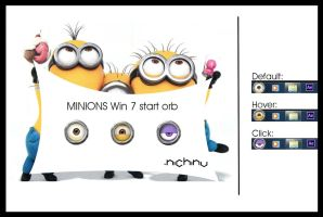Despicable Me 2 Minions Start Orb by nichinu