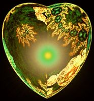 Heart Light IX by montag451
