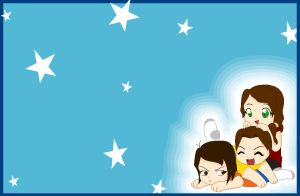 Sisters Wall Paper by chachi411