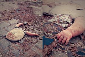 casualty child by urbex-fantasy