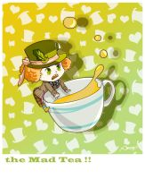 the Mad Tea by amoykid