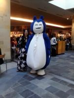 Snorlax - Anime Boston 2014 by DantesTobari