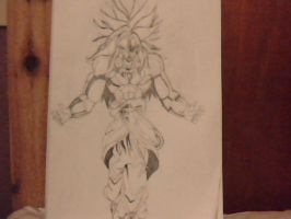 Broly 5 by foxtrot20