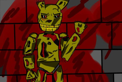 Springtrap by NGForce