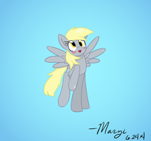 Derpy Hooves by MelodicMarzipan