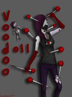 Voodoo Doll by lovelymeows