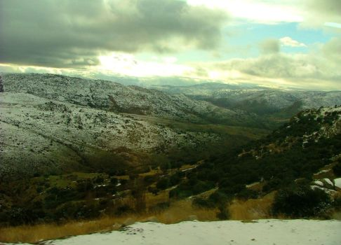 Spain during Winter by Faunamelitensis