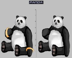 Tekken 7 - Panda by LA-Laker
