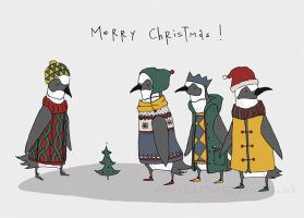 Christmas Card 2012 by Distorted-Eye