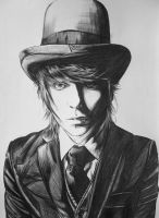Christofer Drew Ingle by youbesonicimtails